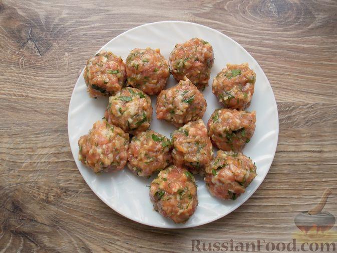 Фото приготовления рецепта: Картофель по-деревенски - шаг №3