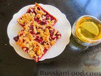 Фото к рецепту: Тёртый пирог с вишней