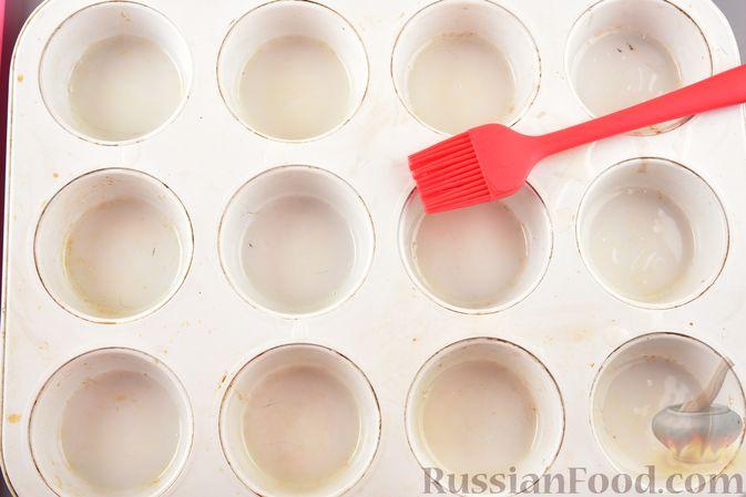 Фото приготовления рецепта: Постные дрожжевые булочки из картофельного теста - шаг №9