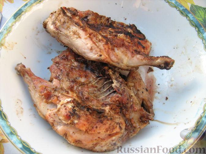 Рецепт Цыпленок на гриле