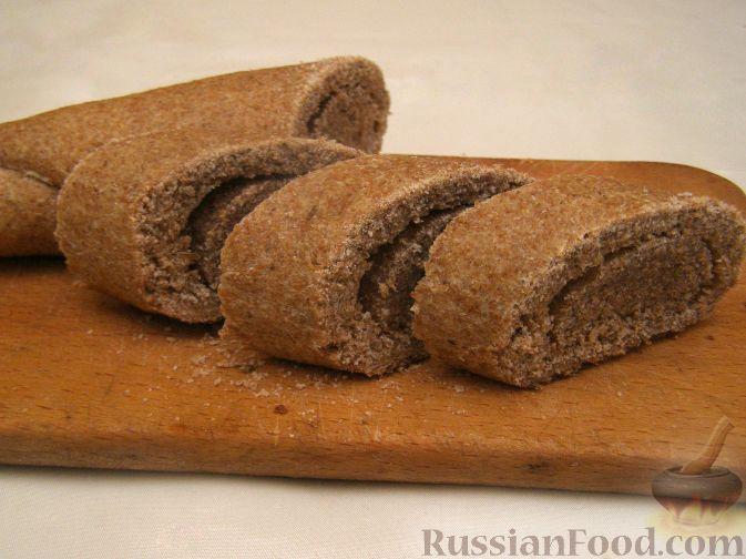 Рецепт Бездрожжевой хлеб