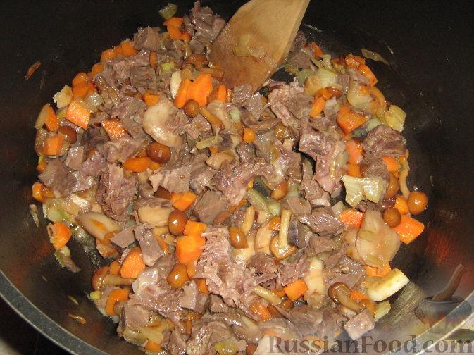 Фото приготовления рецепта: Парфе с солёной карамелью - шаг №14