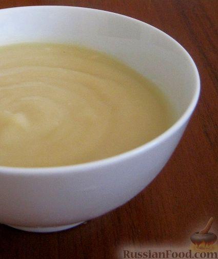 Рецепт Заварной крем для любого торта