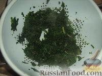 Фото приготовления рецепта: Шпинат - шаг №2