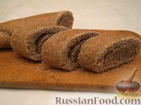 Фото приготовления рецепта: Бездрожжевой хлеб - шаг №9