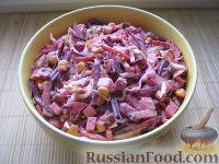 Фото к рецепту: Салат «Овощное ассорти»