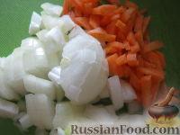 Фото приготовления рецепта: Кабачки тушеные - шаг №4