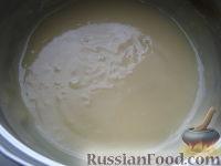 Фото приготовления рецепта: Заварной крем для любого торта - шаг №6