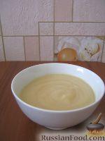 Фото приготовления рецепта: Заварной крем для любого торта - шаг №7
