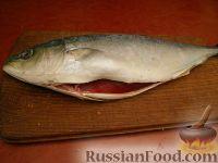 Фото приготовления рецепта: Тунец, запечённый в духовке - шаг №2
