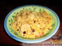 Фото к рецепту: Паста с цветной капустой и тунцом