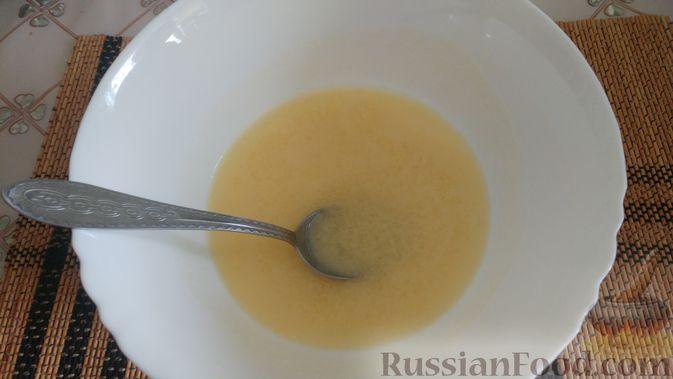 Фото приготовления рецепта: Овсяное печенье «Мокрый песок» - шаг №5