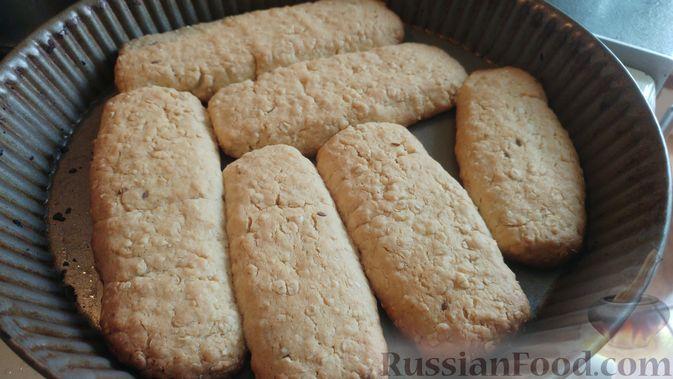 Фото приготовления рецепта: Овсяное печенье «Мокрый песок» - шаг №11