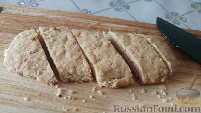 Фото приготовления рецепта: Овсяное печенье «Мокрый песок» - шаг №12