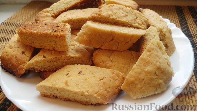 Фото приготовления рецепта: Овсяное печенье «Мокрый песок» - шаг №13