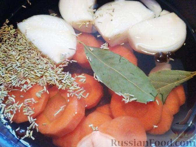 Фото приготовления рецепта: Буженина из свиной шеи - шаг №1