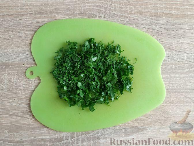 Фото приготовления рецепта: Кулеш с салом и овощами - шаг №18