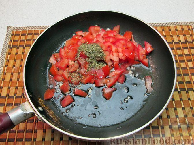 Фото приготовления рецепта: Суп с рисом и фрикадельками - шаг №10