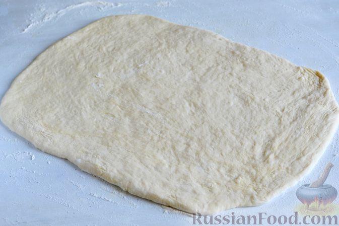 Фото приготовления рецепта: Острые куриные сердечки, тушенные в сливках - шаг №3