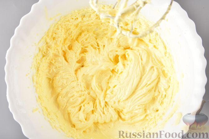 Фото приготовления рецепта: Сдобный бездрожжевой пирог с маком - шаг №5