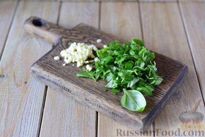 Фото приготовления рецепта: Сибас с цветной капустой, брокколи и морковью (на пару) - шаг №3