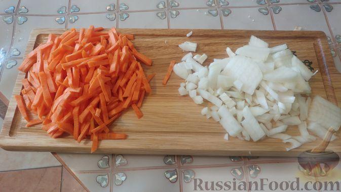 Фото приготовления рецепта: Овощной суп-рагу - шаг №2