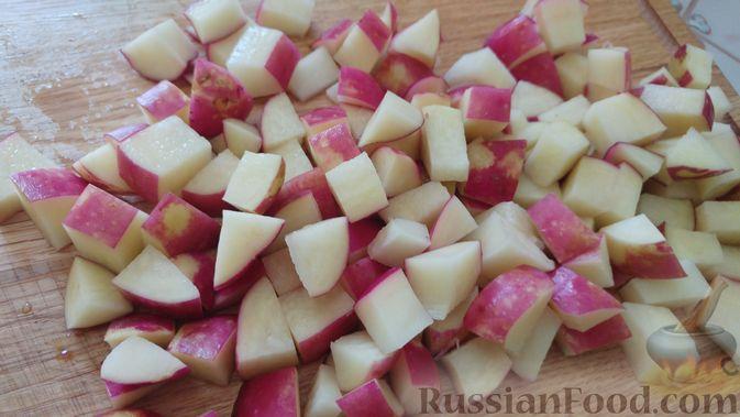 Фото приготовления рецепта: Овощной суп-рагу - шаг №5