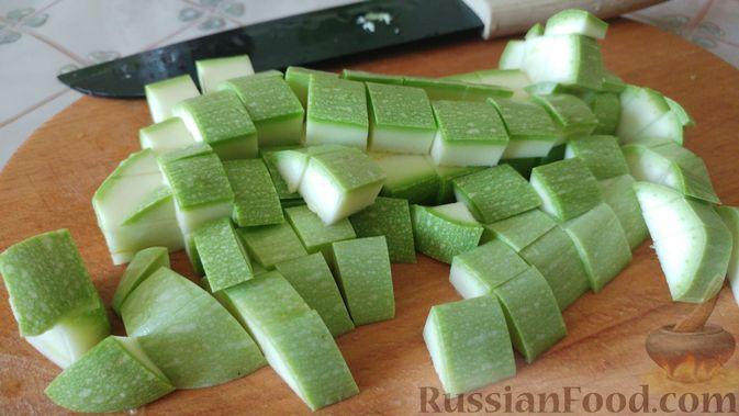Фото приготовления рецепта: Овощной суп-рагу - шаг №6