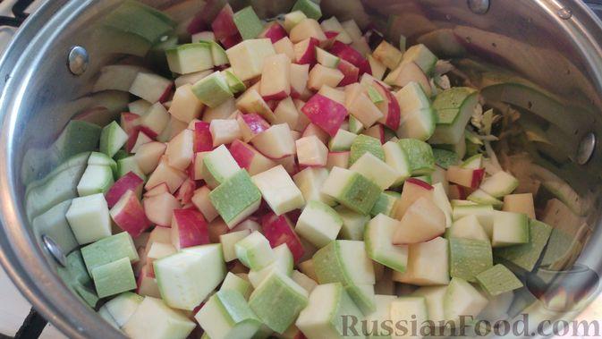Фото приготовления рецепта: Овощной суп-рагу - шаг №10