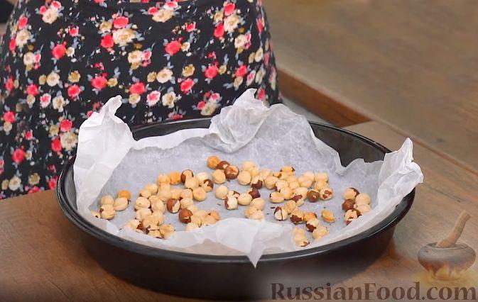 Фото приготовления рецепта: Домашняя шоколадно-ореховая паста - шаг №1