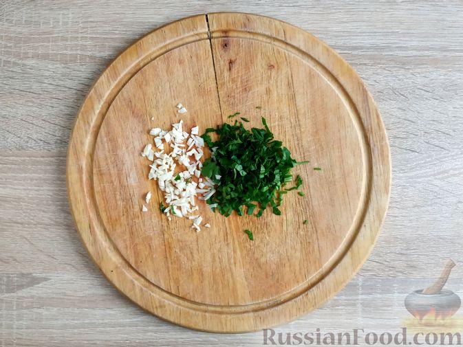 Фото приготовления рецепта: Гуляш из куриных сердечек - шаг №12