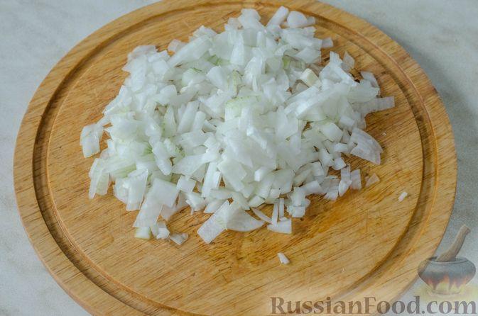 Фото приготовления рецепта: Голубцы с кукурузной крупой - шаг №6