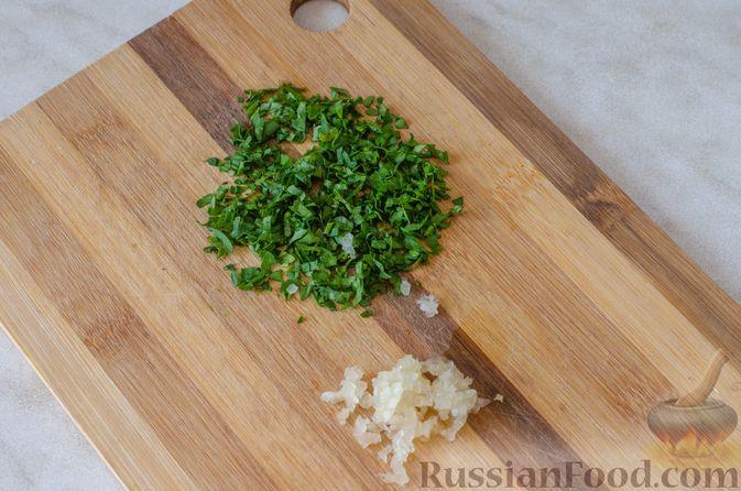 Фото приготовления рецепта: Кебаб из говядины, с сыром - шаг №6