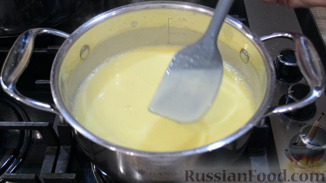 Фото приготовления рецепта: Настоящий пломбир - шаг №5