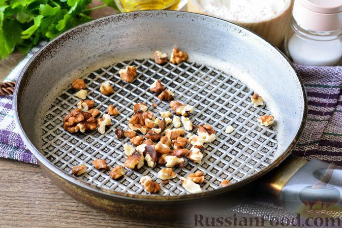 Фото приготовления рецепта: Свиные рулетики с черносливом и грецкими орехами - шаг №2