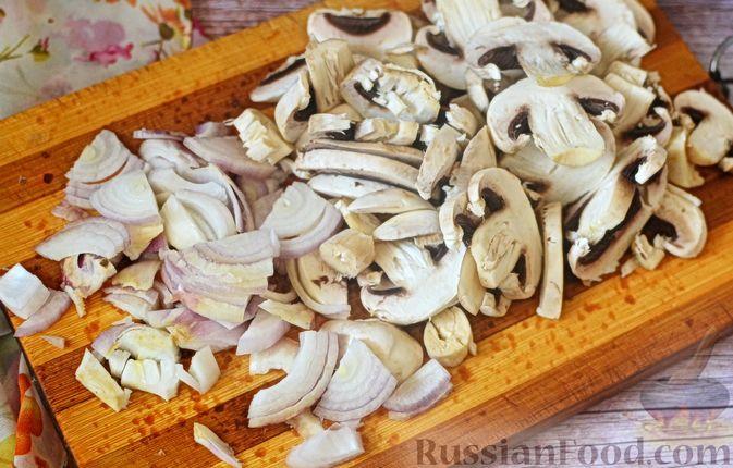Фото приготовления рецепта: Паштет из грибов и орехов - шаг №3