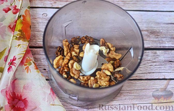 Фото приготовления рецепта: Паштет из грибов и орехов - шаг №4