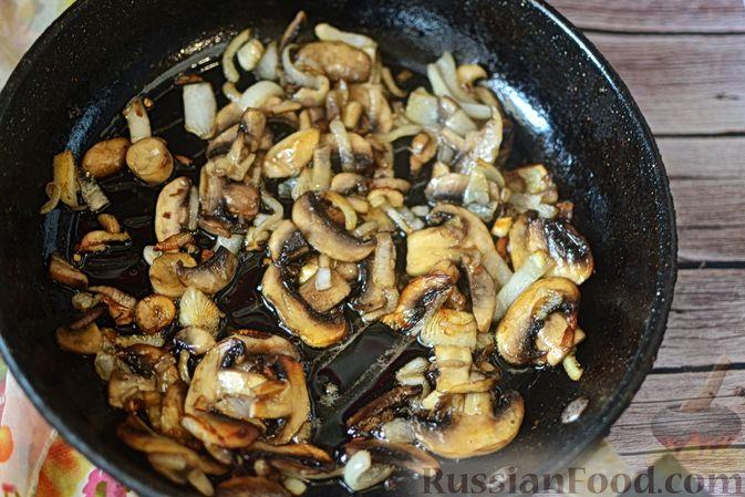 Фото приготовления рецепта: Паштет из грибов и орехов - шаг №6