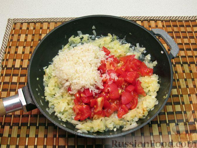 Фото приготовления рецепта: Суп харчо - шаг №11