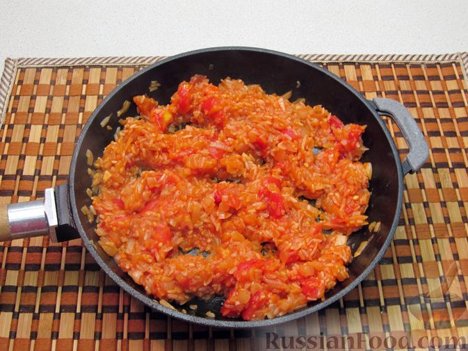 Фото приготовления рецепта: Суп харчо - шаг №12