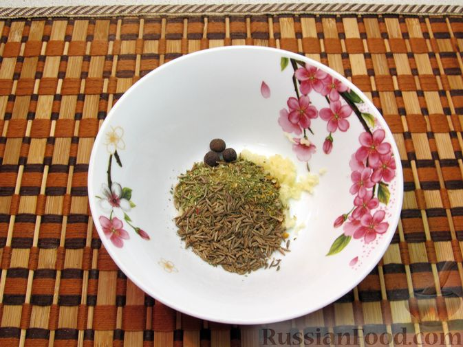 Фото приготовления рецепта: Суп харчо - шаг №15