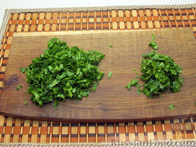 Фото приготовления рецепта: Суп харчо - шаг №19