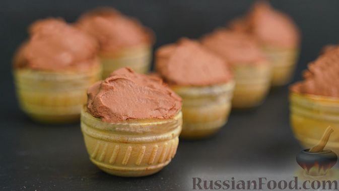 """Фото к рецепту: Шоколадный крем """"Ганаш"""""""