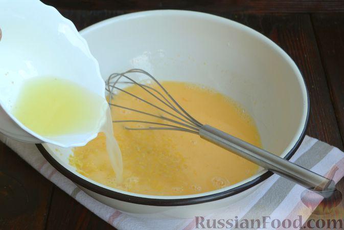 Фото приготовления рецепта: Лимонные пирожные - шаг №6