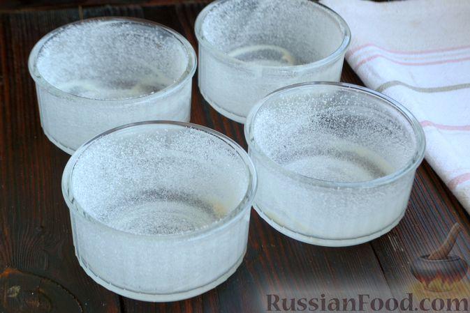 Фото приготовления рецепта: Лимонные пирожные - шаг №11