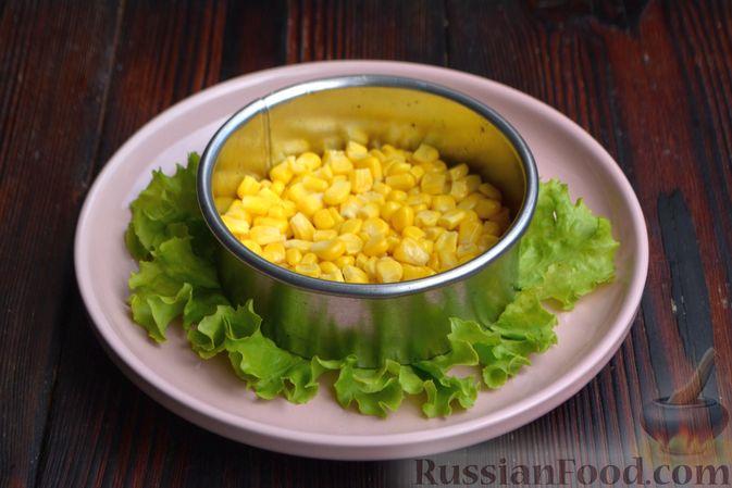 Фото приготовления рецепта: Рагу с картофелем, фасолью и тефтелями, тушенными с грибами и вином - шаг №15