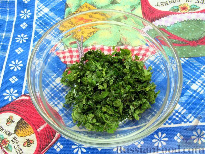 Фото приготовления рецепта: Постное желе из чая каркаде - шаг №10