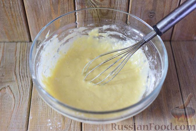Фото приготовления рецепта: Фасолевый суп с клецками - шаг №12