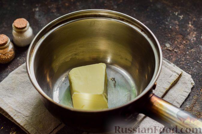 Фото приготовления рецепта: Кабачки, запечённые с молодой картошкой и помидорами, в соусе бешамель - шаг №2