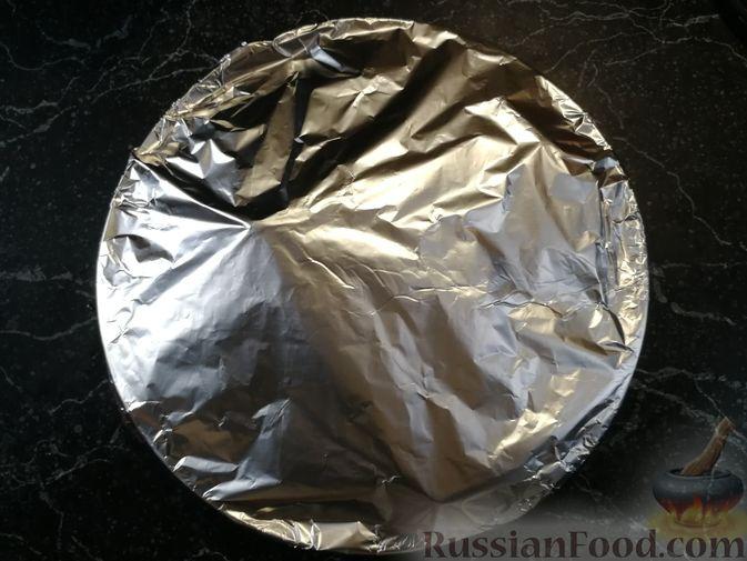 Фото приготовления рецепта: Бифштекс в пряном цитрусовом маринаде - шаг №8